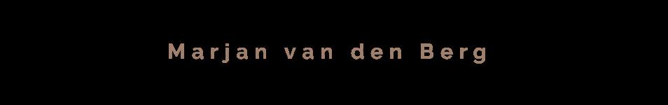 Marjan van den Berg | Ik schrijf voor weekblad Margriet het feuilleton Sanne, publiceer columns, verhalen en reportages.